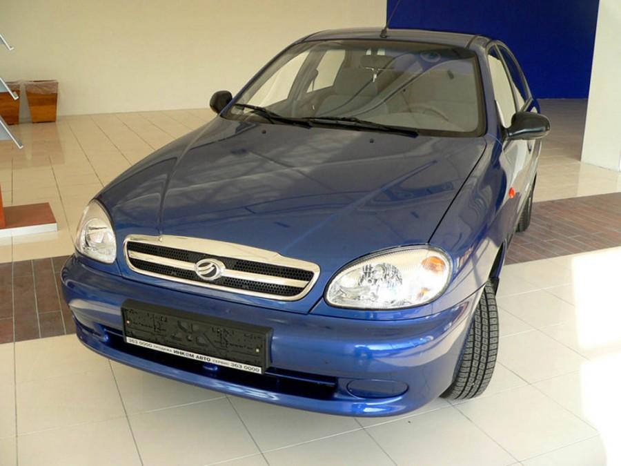 Daewoo Sens седан, 2001–2008, 1 поколение - отзывы, фото и характеристики на Car.ru