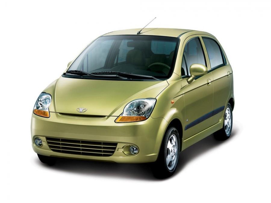 Daewoo Matiz хетчбэк, 2005–2007, M200 - отзывы, фото и характеристики на Car.ru