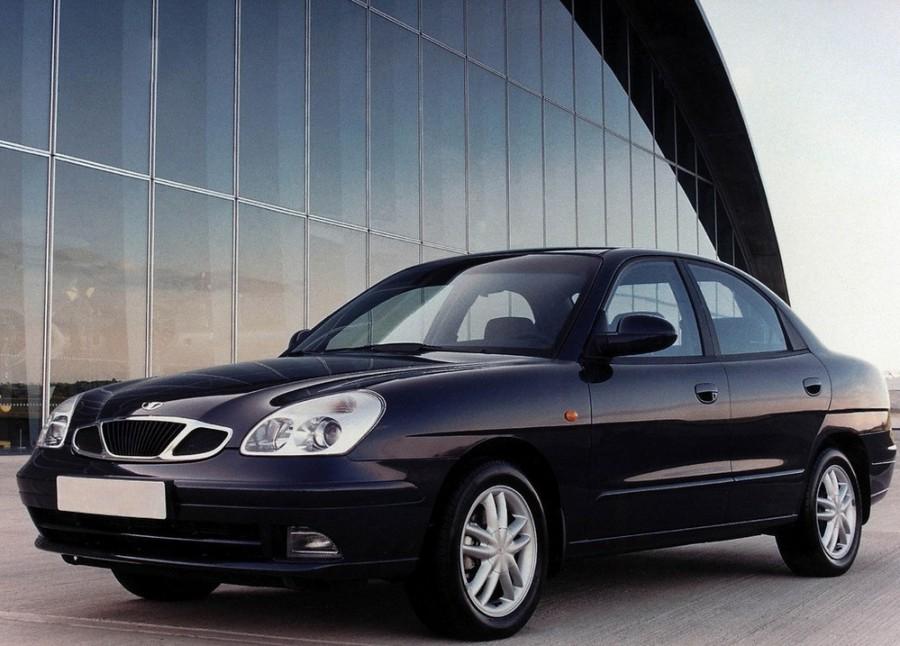 Daewoo Nubira седан, 1999–2004, J150/J190 [рестайлинг] - отзывы, фото и характеристики на Car.ru