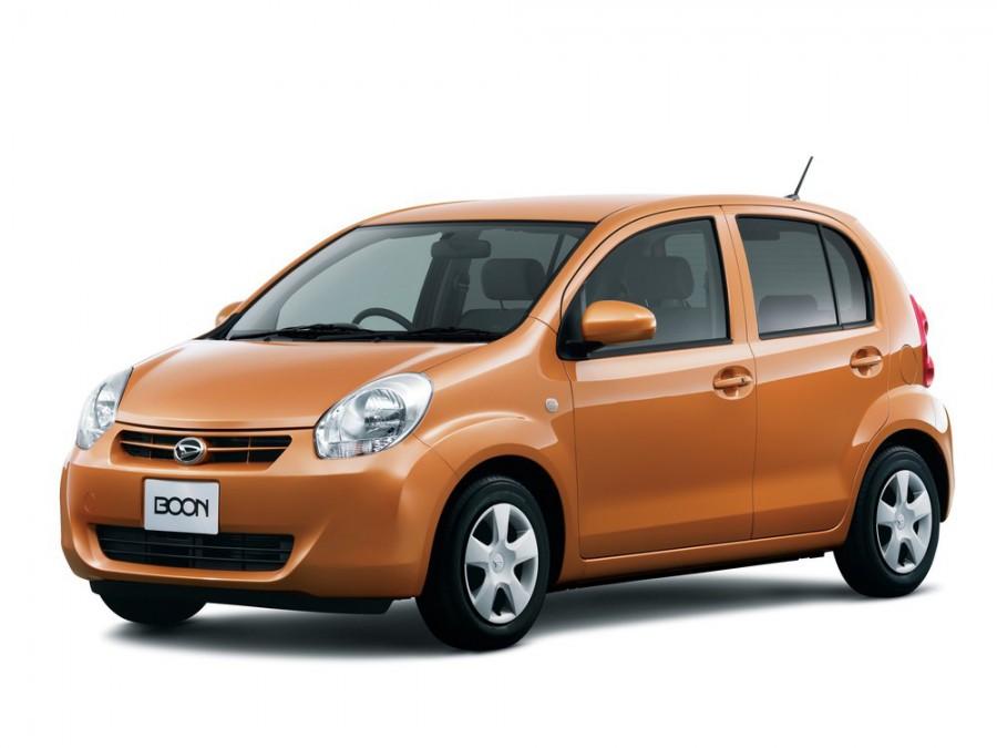 Daihatsu Boon хетчбэк, 2004–2014, 2 поколение - отзывы, фото и характеристики на Car.ru