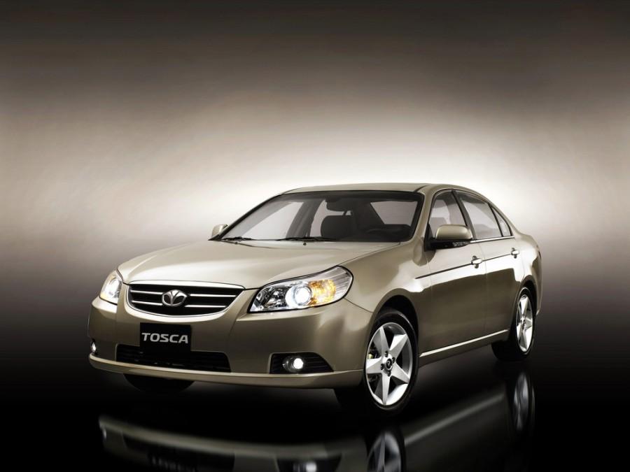 Daewoo Tosca седан, 2006–2014, 1 поколение - отзывы, фото и характеристики на Car.ru