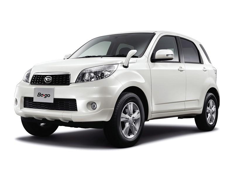 Daihatsu Be-Go кроссовер, 2006–2008, 1 поколение - отзывы, фото и характеристики на Car.ru