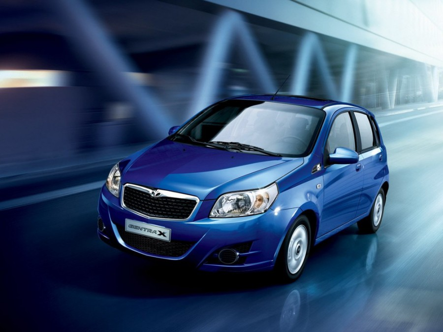Daewoo Gentra хетчбэк, 2005–2010, 1 поколение - отзывы, фото и характеристики на Car.ru