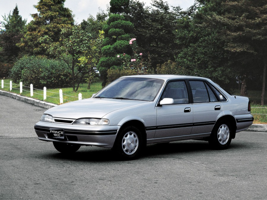 Daewoo Prince седан, 1993–1999, 1 поколение - отзывы, фото и характеристики на Car.ru