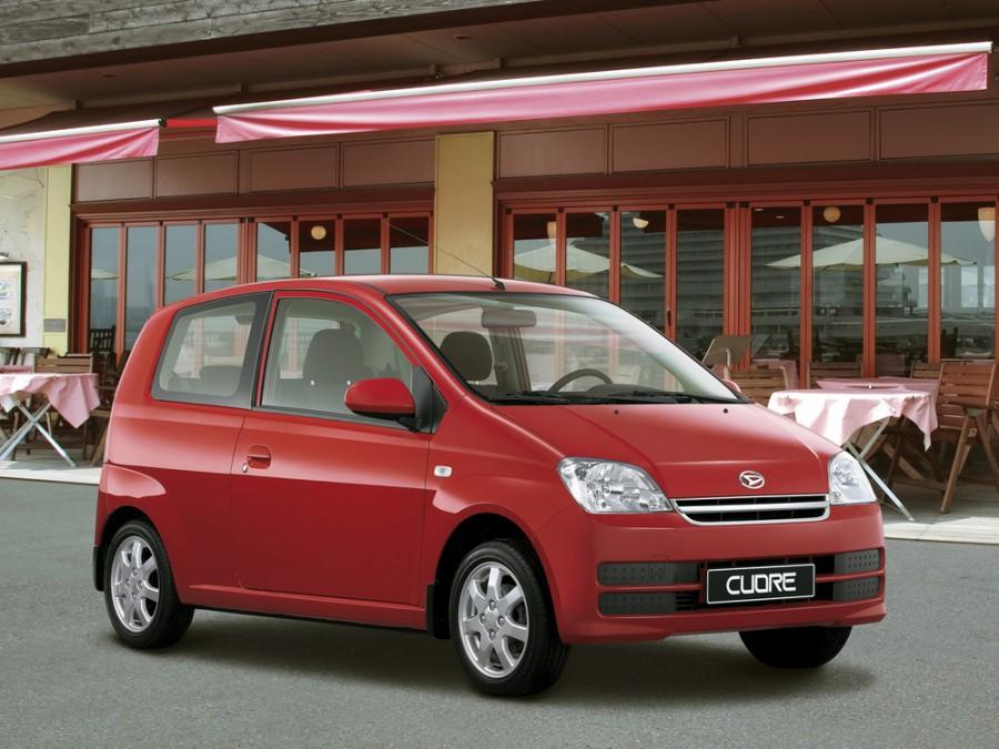 Daihatsu Cuore 3d хетчбэк, 2003–2007, L250 - отзывы, фото и характеристики на Car.ru