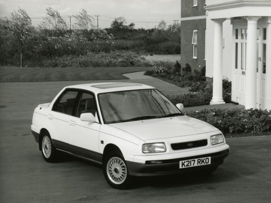 Daihatsu Applause хетчбэк, 1992–1997, 1 поколение [рестайлинг] - отзывы, фото и характеристики на Car.ru