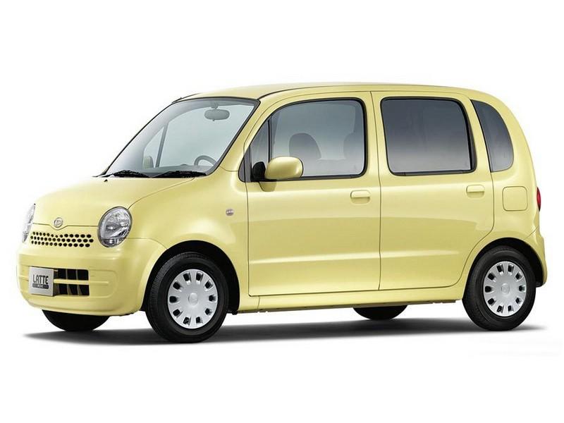 Daihatsu Move минивэн, 2004–2009, Latte - отзывы, фото и характеристики на Car.ru