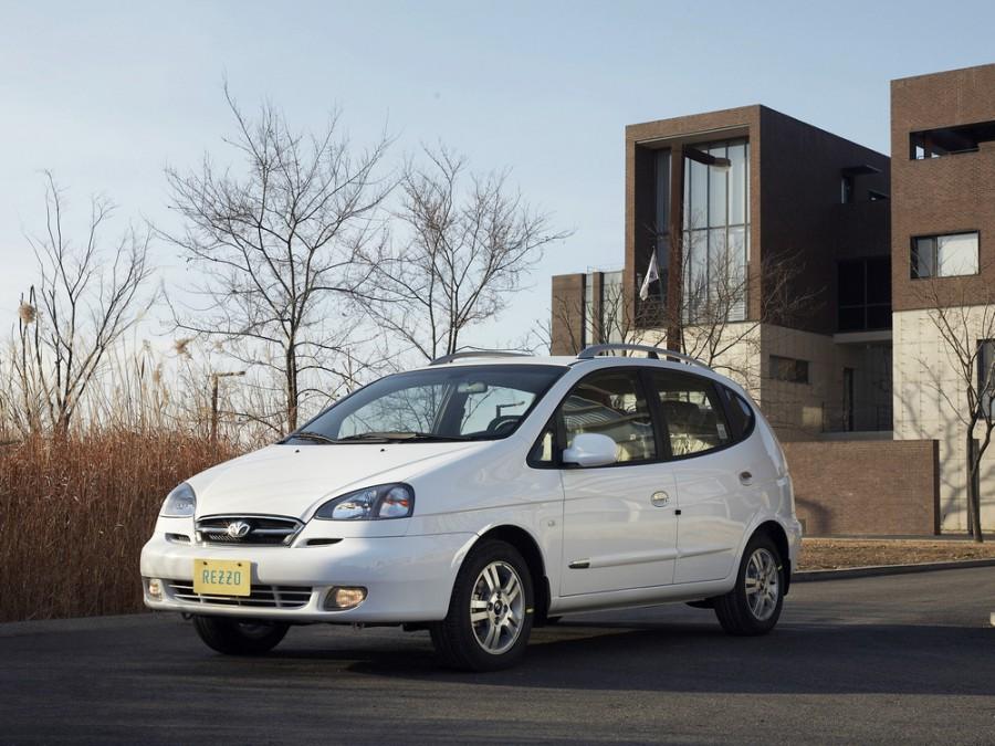 Daewoo Rezzo минивэн, 2000–2014, KLAU - отзывы, фото и характеристики на Car.ru