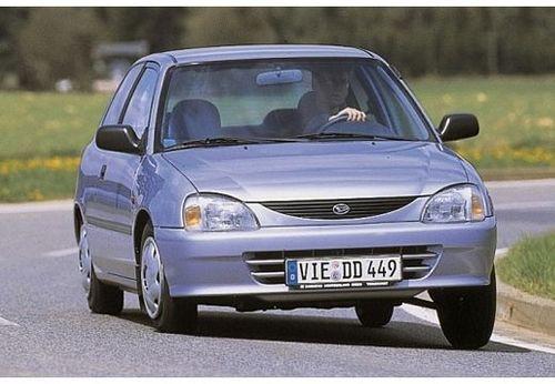 Daihatsu Charade хетчбэк, 1996–2000, 4 поколение [рестайлинг] - отзывы, фото и характеристики на Car.ru