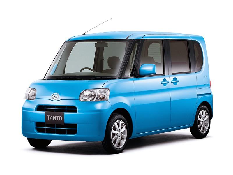Daihatsu Tanto хетчбэк, 2007–2014, 2 поколение - отзывы, фото и характеристики на Car.ru