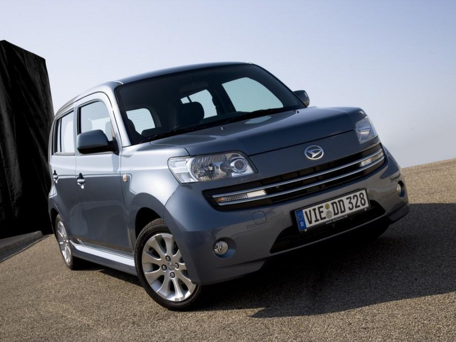 Daihatsu Materia хетчбэк, 2006–2014, 1 поколение - отзывы, фото и характеристики на Car.ru