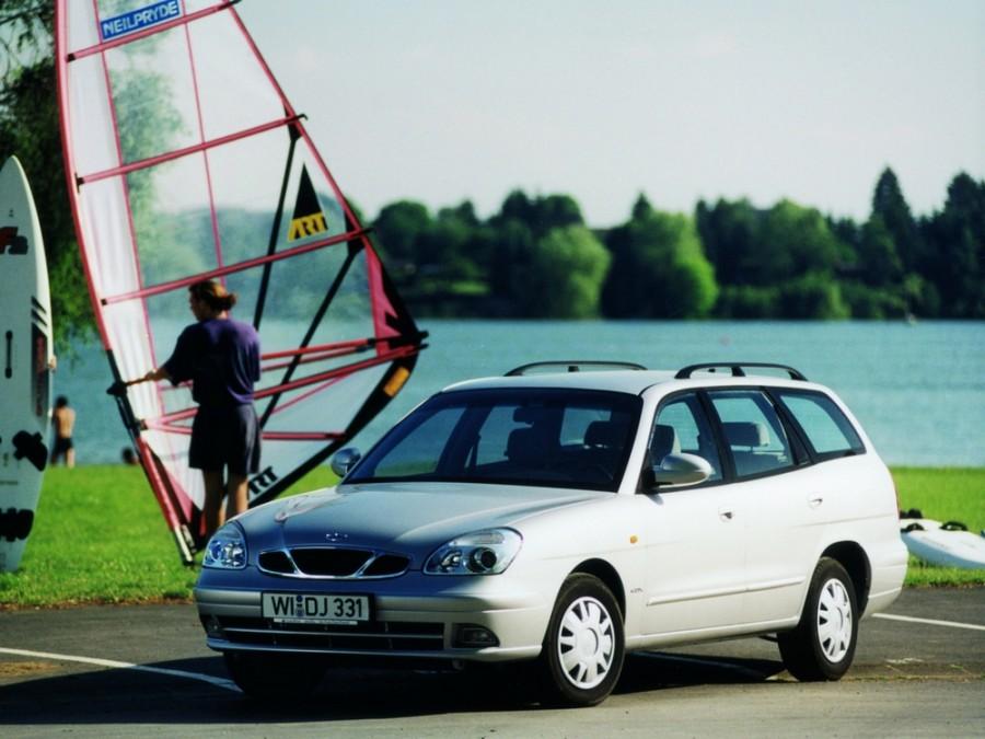 Daewoo Nubira универсал, 1999–2004, J150/J190 [рестайлинг] - отзывы, фото и характеристики на Car.ru