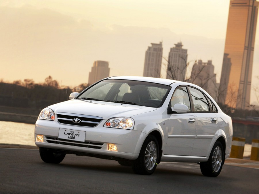 Daewoo Lacetti седан, 2002–2014, 1 поколение [рестайлинг] - отзывы, фото и характеристики на Car.ru