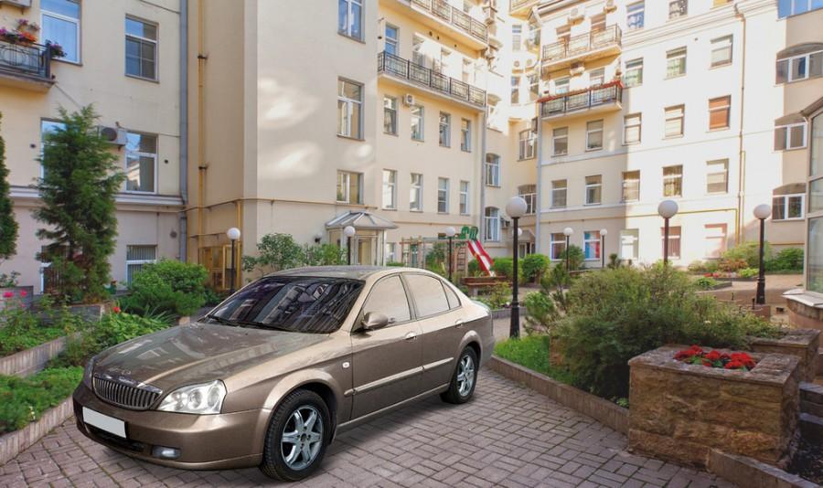 Daewoo Magnus седан, 2005–2006, 1 поколение [рестайлинг] - отзывы, фото и характеристики на Car.ru