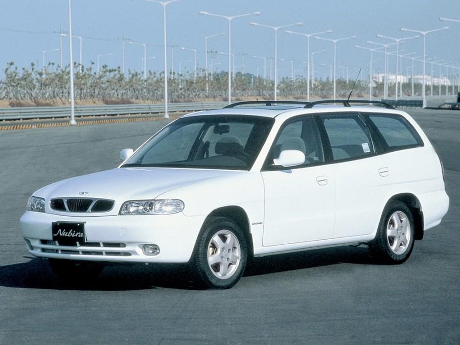 Daewoo Nubira универсал, 1997–1999, J100 - отзывы, фото и характеристики на Car.ru