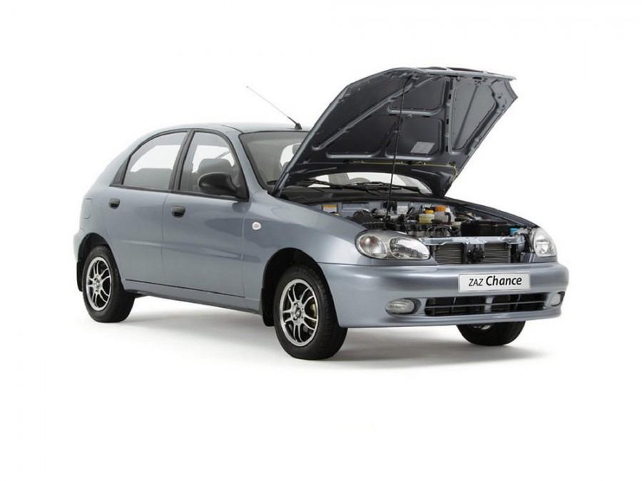 Daewoo Sens хетчбэк, 2001–2008, 1 поколение - отзывы, фото и характеристики на Car.ru