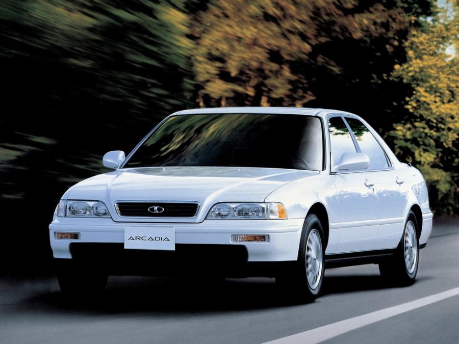 Daewoo Arcadia седан, 1994–2000, 1 поколение - отзывы, фото и характеристики на Car.ru