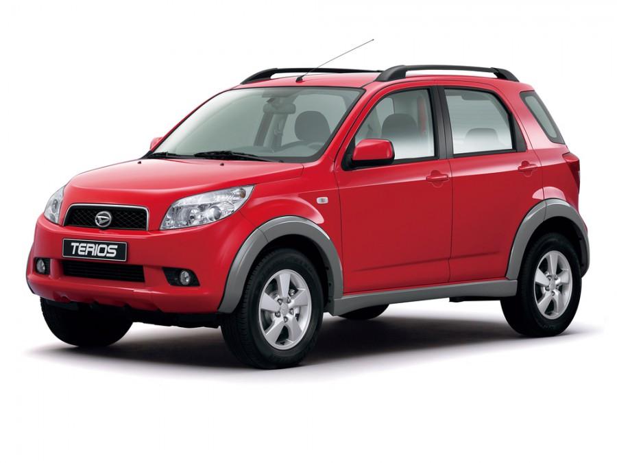 Daihatsu Terios кроссовер, 2006–2014, 2 поколение - отзывы, фото и характеристики на Car.ru