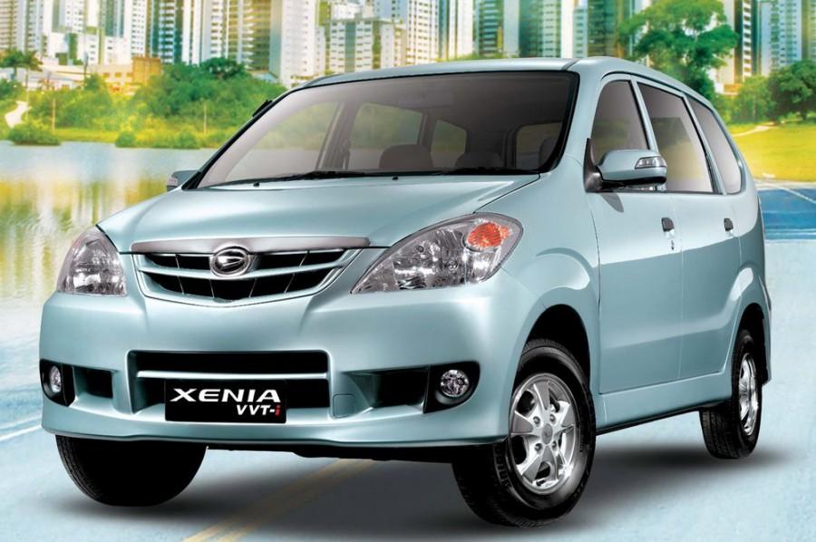 Daihatsu Xenia минивэн, 2004–2014, 1 поколение - отзывы, фото и характеристики на Car.ru