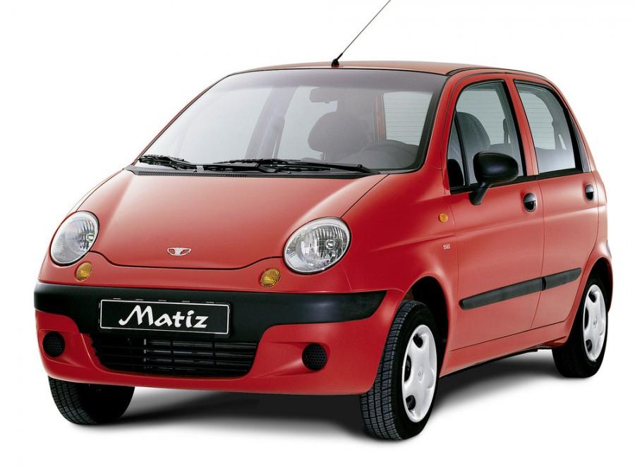 Daewoo Matiz хетчбэк, 2000–2014, M150 [рестайлинг] - отзывы, фото и характеристики на Car.ru