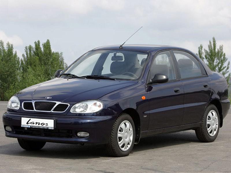 Daewoo Lanos седан, 2000–2003, T150 [рестайлинг] - отзывы, фото и характеристики на Car.ru