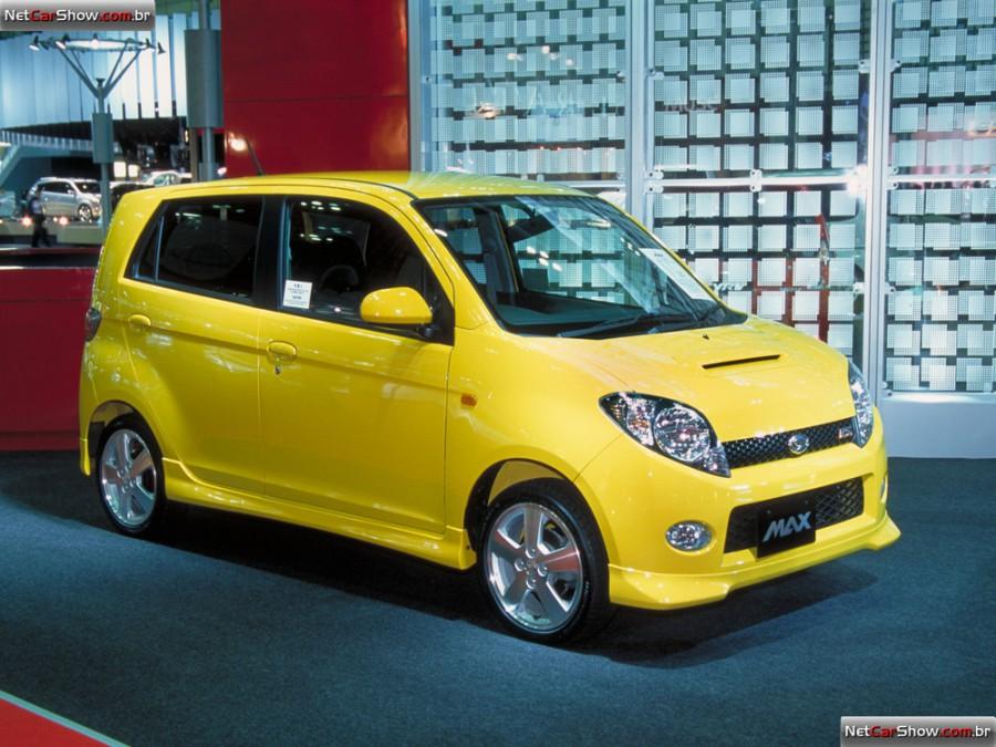 Daihatsu Max хетчбэк, 2001–2003, 1 поколение, 0.7 AT 2WD (64 л.с.), характеристики