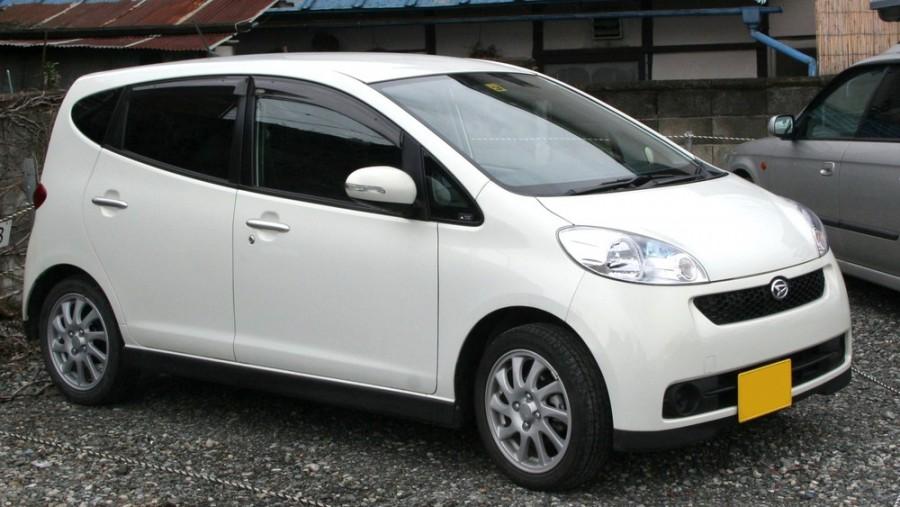 Daihatsu Sonica хетчбэк, 2006–2009, 1 поколение - отзывы, фото и характеристики на Car.ru