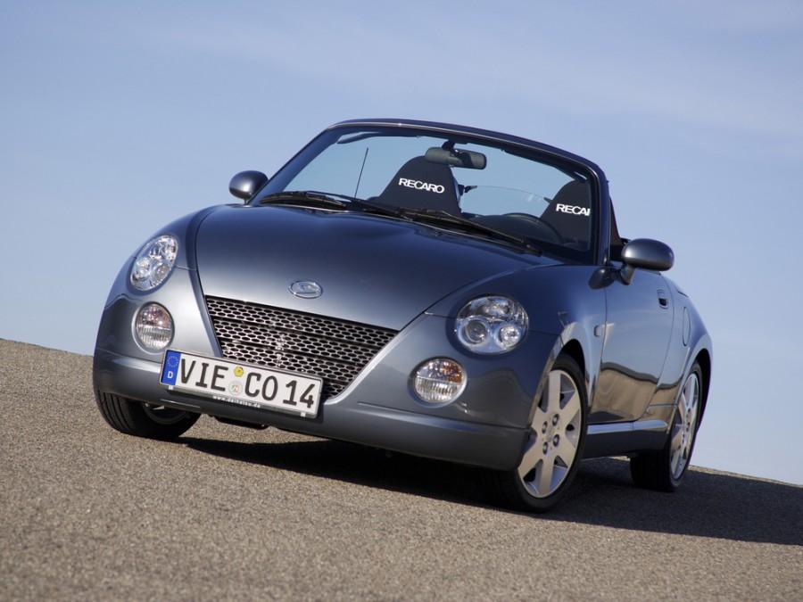 Daihatsu Copen родстер, 2002–2014, 1 поколение - отзывы, фото и характеристики на Car.ru