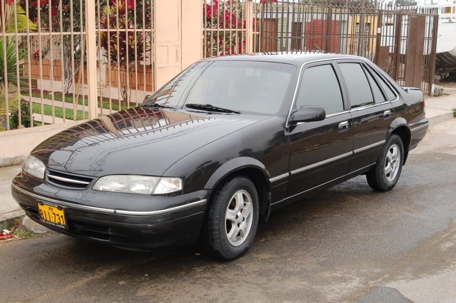 Daewoo Prince седан, 1996–1999, 1 поколение [рестайлинг] - отзывы, фото и характеристики на Car.ru