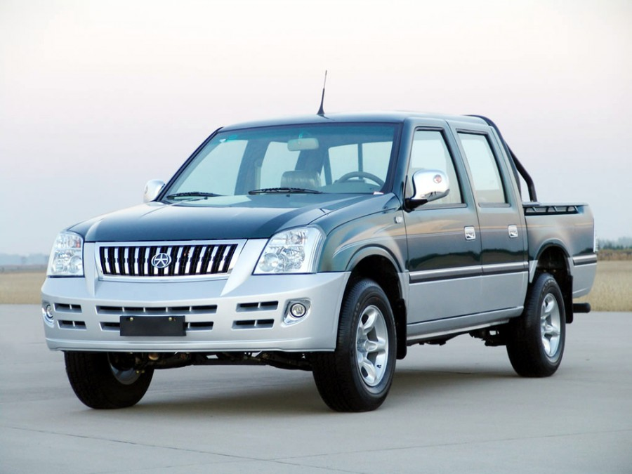 Dadi Smoothing пикап, 2006–2014, 1 поколение - отзывы, фото и характеристики на Car.ru