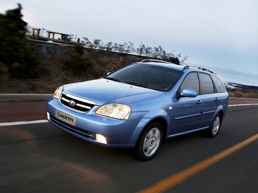 Daewoo Lacetti универсал, 2002–2014, 1 поколение [рестайлинг] - отзывы, фото и характеристики на Car.ru