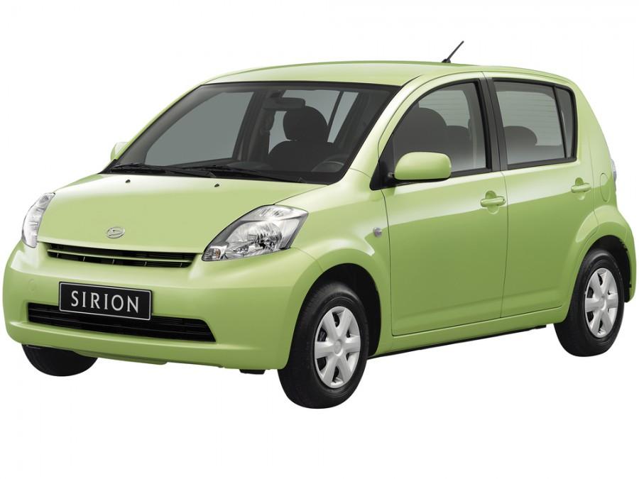 Daihatsu Sirion хетчбэк, 2005–2007, 2 поколение - отзывы, фото и характеристики на Car.ru