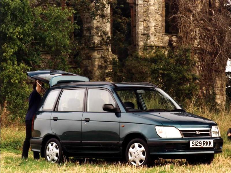 Daihatsu Gran Move минивэн, 1999–2002, 1 поколение [рестайлинг] - отзывы, фото и характеристики на Car.ru
