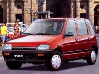 Daewoo Tico, KLY3, Хетчбэк, 1991–2001