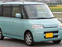 Daihatsu Tanto, 1 поколение, Хетчбэк 5-дв., 2003–2007