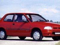 Daihatsu Charade, 4 поколение, Хетчбэк, 1993–1996