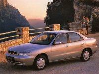 Daewoo Nubira, J100, Седан, 1997–1999