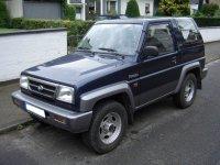Daihatsu Feroza, 1 поколение [рестайлинг], Hard top внедорожник, 1994–1999