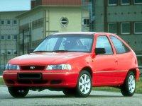 Daewoo Racer, 1 поколение, Хетчбэк, 1986–1995