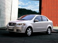 Daewoo Gentra, 1 поколение, Седан, 2005–2010