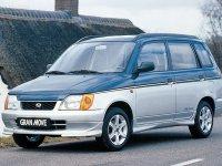Daihatsu Gran Move, 1 поколение, Минивэн, 1996–1999
