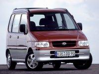Daihatsu Move, L900, Минивэн, 1998–2002