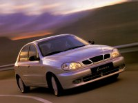 Daewoo Lanos, T100, Хетчбэк 5-дв., 1997–2001