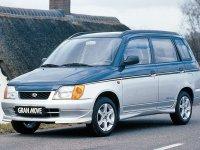 Daihatsu Move, Gran Move, Минивэн, 1996–1999
