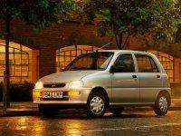 Daihatsu Cuore, L500, 3d хетчбэк, 1994–1998