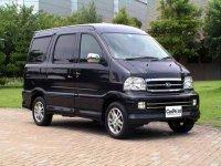 Daihatsu Atrai, 4 поколение, Минивэн, 1999–2005