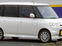 Daihatsu Tanto, 1 поколение, Custom хетчбэк, 2003–2007