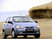 Daewoo Kalos, 1 поколение, Седан, 2002–2014