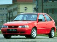 Daewoo Nexia, 1 поколение, Хетчбэк 3-дв., 1994–2006