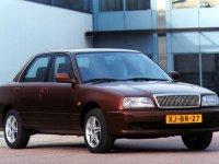 Daihatsu Applause, 1 поколение [2-й рестайлинг], Хетчбэк, 1997–2000